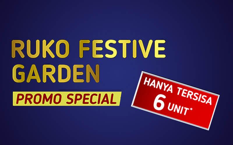 Image Special Promo Festive Garden Shophouse