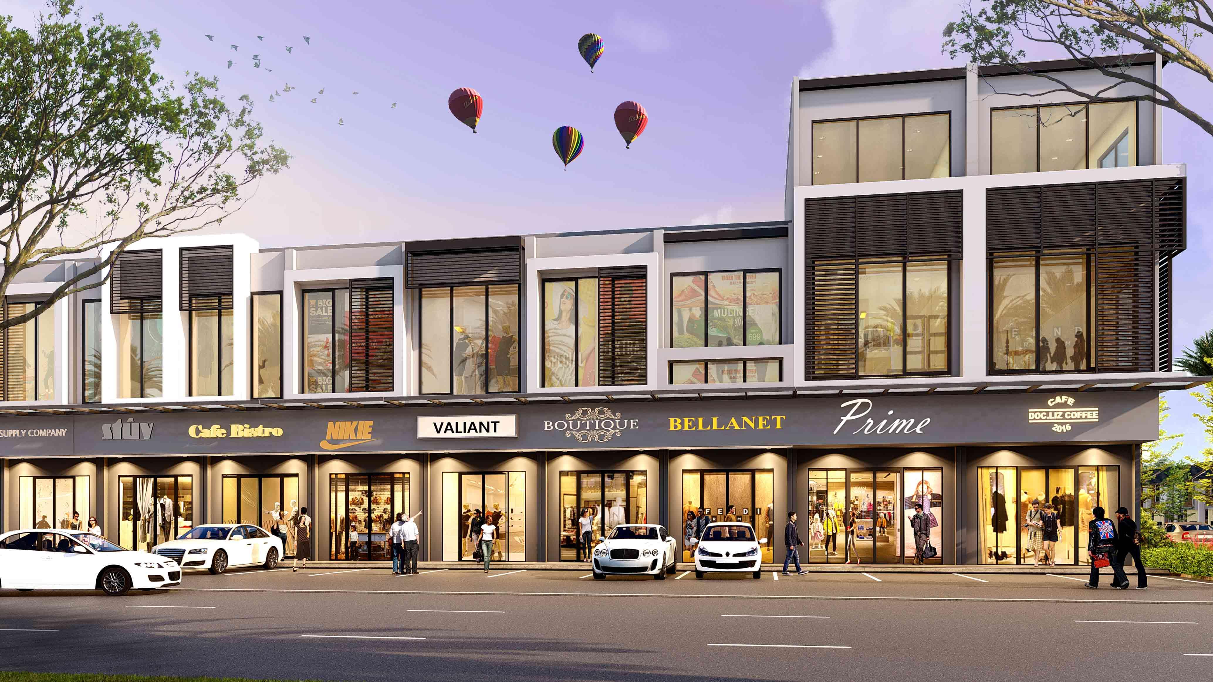 Image Westfield Shophouse 3