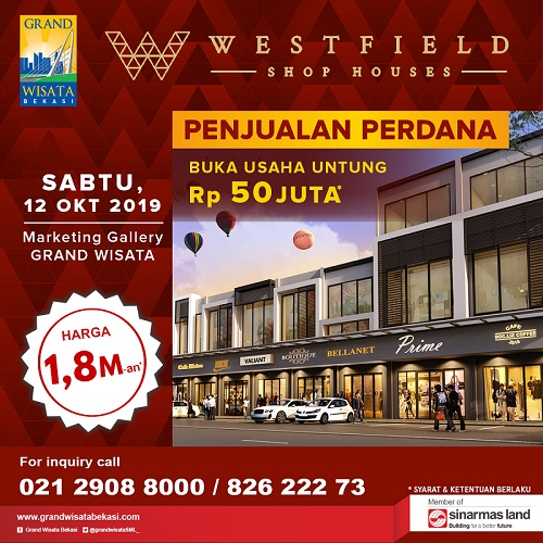 Image First Sale Westfield Shophouses