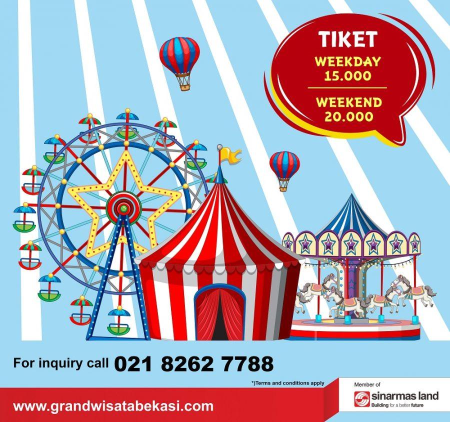 Image Carnival Festival At Gelar Waroeng Grand Wisata Bekasi