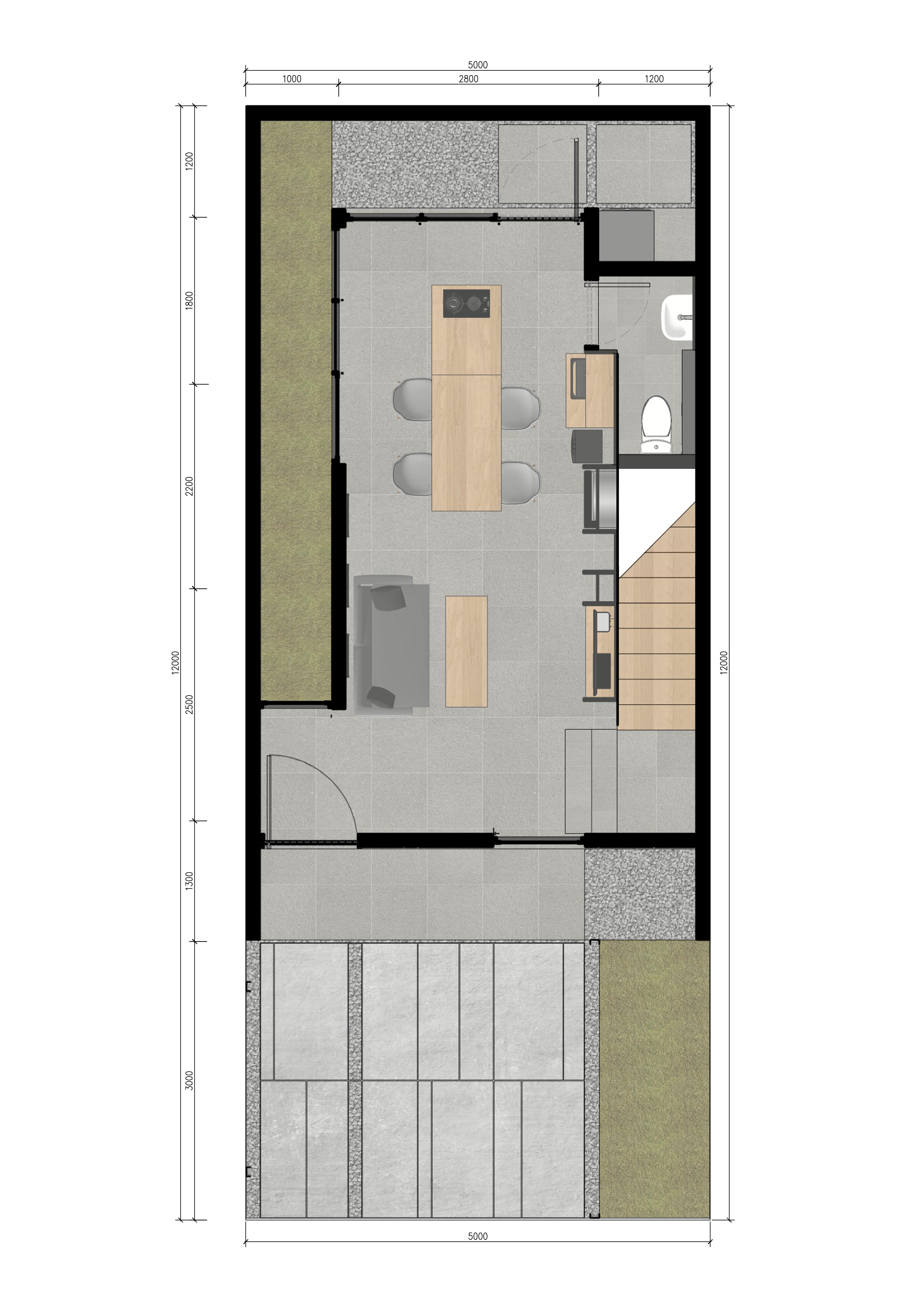 Image Tipe Floor Plan