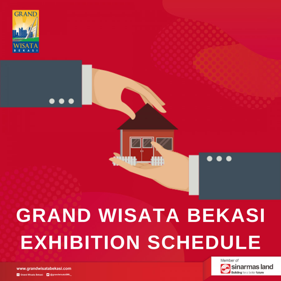 Image Grand Wisata Exhibition Schedule